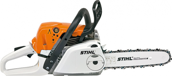 STIHL MS 251 C-BEQ Wood Boss Chain saw with Rapid Duro 3 MS 251 C-BEQ